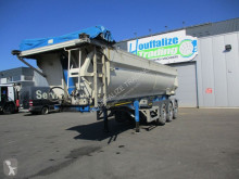 MOL tipper semi-trailer aluminium tipper