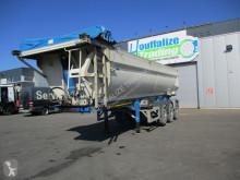 Semirremolque MOL aluminium tipper volquete usado