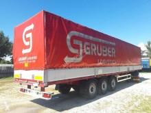 Used tarp semi-trailer Schwarzmüller SPA 3E