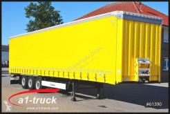 Semitrailer Krone SDP 27, Liftachse, 1 Vorbesitzer, HU 08/2021 flexibla skjutbara sidoväggar begagnad