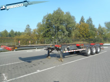 Semitrailer containertransport begagnad Groenewegen 40.05CC-12-24