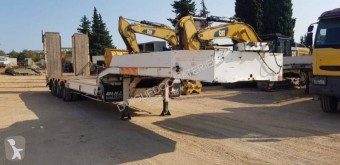 Castera 3 essieux semi-trailer used heavy equipment transport