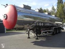 Magyar tanker semi-trailer SR34BD / ALKOHOL / PUMPE