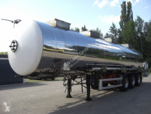 Semi reboque cisterna Magyar SR34BD / ADR / ALKOHOL