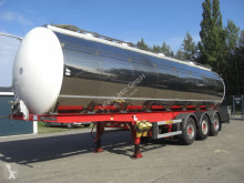 M301 / 4 KAMMERN semi-trailer used tanker