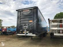 Fruehauf maxi speed semi-trailer used tautliner