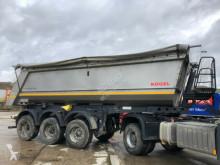 Kögel SKM 24 3-Achs Muldenkipper Stahl Luftachsen ABS semi-trailer used tipper
