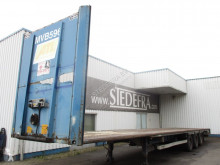 Van Hool flatbed semi-trailer BPW , Mega Flat Trailer