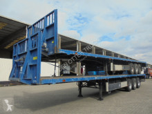 Floor flatbed semi-trailer FLO 17 27