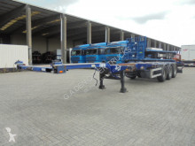 Semitrailer containertransport begagnad Nooteboom FT-43-03V