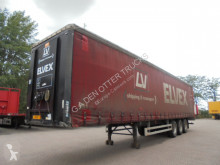 Pacton TXD.3 4 UNITS semi-trailer used tautliner
