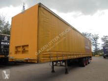 Floor FLO 12-27 semi-trailer used tautliner