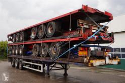 Used flatbed semi-trailer nc Flatbed Stack 13.6M / BPW eco plus / Drum brakes