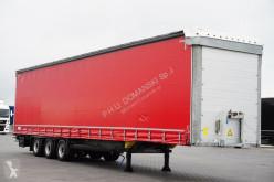 Used tautliner semi-trailer Schmitz Cargobull - FIRANKA / MEGA / XL / MULTI LOCK / OŚ PODNOSZONA