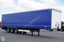Used tautliner semi-trailer Krone - FIRANKA / XL / MULTI LOCK / COIL MULDA 8,5 M