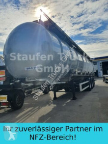 Semirremolque cisterna Schrader Tankauflieger V4A für Farben 57.5 m3 7 Kam. ADR