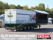 Ackermann 3-Achs-Kofferauflieger semi-trailer used box