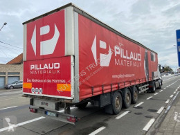 Samro ST39MHPA semi-trailer used tautliner