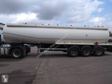 Trailor 37-7, SMB semi-trailer used oil/fuel tanker