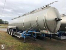 Used oil/fuel tanker semi-trailer Magyar Distribution Petro