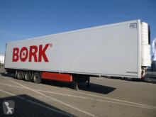 Used refrigerated semi-trailer Krone SDR Kühlsattelauflieger 27 eL4-DS B