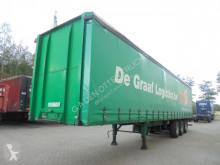 Used tautliner semi-trailer Burg BPDO 12-27