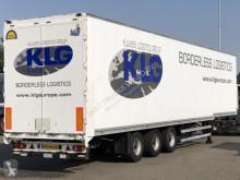 Talson KLEIDER KOFFER AUFLIEGER / BPW-ACHSEN semi-trailer used