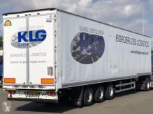 Talson TEXTIL KOFFER AUFLIEGER / BPW-ACHSEN semi-trailer used