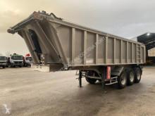 Félpótkocsi Benalu Semi reboque használt billenőkocsi alapozáshoz