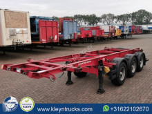 Rohr container semi-trailer RSC/20 ADR 20