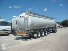 Maisonneuve CALORIFUGE 38T semi-trailer used chemical tanker