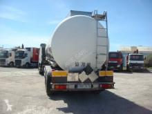 Trailer tank chemicaliën BSLT MONOCUVE CALORIFUGE 34T