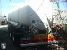Maisonneuve 38T semi-trailer used chemical tanker