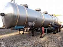 Magyar chemical tanker semi-trailer 3 ASSEN --ADR--3COMP 37500L