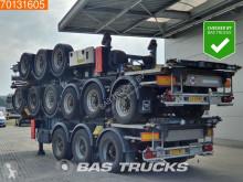 Van Hool Price per Unit! ADR 1x 20 ft 1x30 ft Liftachse semi-trailer used
