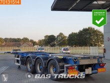 Used container semi-trailer LAG 0-3-39 02 ADR 1x 20 ft 1x30 ft