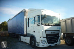 Schmitz Cargobull reel carrier tautliner semi-trailer FOSSE A BOBINE PORTE BOBINE