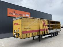 Krone tautliner semi-trailer BPW, trommelremmen, zijborden, Code-XL, huckepack, 5x beschikbaar
