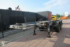 Renders 20 FT Chassis / SAF semi-trailer used container