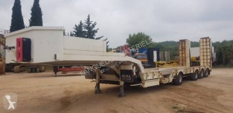 Castera 4 ESSIEUX semi-trailer used heavy equipment transport