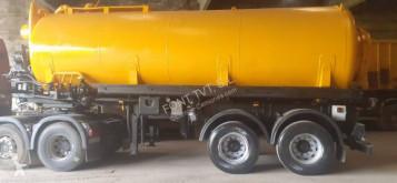 Lecitrailer SR2E semi-trailer used tanker