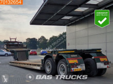 Nooteboom ODBAZ-57 62ton Detachable Neck 2x Steeringaxle semi-trailer used heavy equipment transport