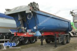 Semi remorque benne Schmitz Cargobull SKI 18/23 m³./CAMARO Schiebe Verdeck/SAF