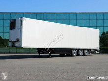 Návěs Schmitz Cargobull SCB*S3B DISC BRAKES 2x LIFT AXLES TAIL LIFT CARRIER VECTOR 1550 chladnička použitý