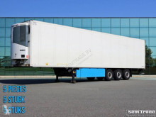 Semi remorque frigo Schmitz Cargobull SKO 24/L FRIGO TRAILER THERMO KING SLX300 LIFT AXLE SAF AXLES