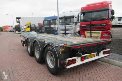 D-TEC FT-43-03V / 3x Extendable / Lift axle semi-trailer used container