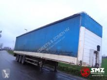 Semirremolque Semi usado Schmitz Cargobull Oplegger sides/bodwande/