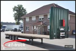 Semiremorca Krone SD, Tautliner, Mega Schiebeplane platformă second-hand