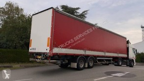 Used tautliner semi-trailer General Trailers Rideaux coulissants + Hayon