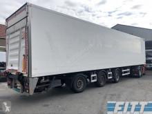 Semirremolque Pacton gestuurde koeler - Carr max 1000 - 2500 kg klep frigorífico mono temperatura usado